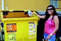 PŘEROVSKÝM se úspěšně daří třídit odpady. Ilustrační foto