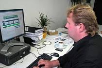 Kamil Kleník, ředitel nymburského Sportcentra.