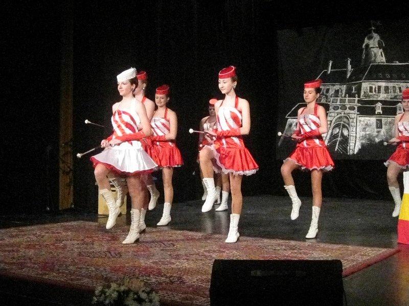 Předávání cen v divadle Na Kovárně v Poděbradech