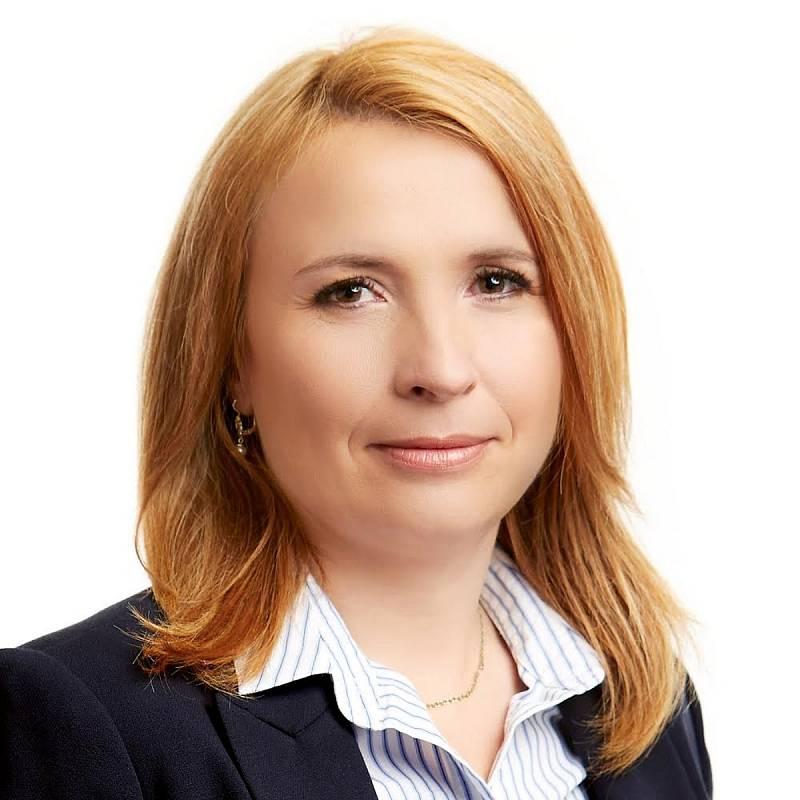 Karolína Stařecká je na 4. místě kandidátky ČSSD.