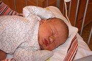 PŘEKVÁPKO VIKI. VIKTORIE KUDRNOVÁ se narodila 28. ledna 2017 v 1.18 hodin s mírami 3 700 g a 48 cm. Malá princeznička bude bydlet ve Dvorech s maminkou Nikolou a tátou Pavlem.