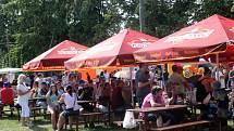 Nymburský Den piva v roce 2019
