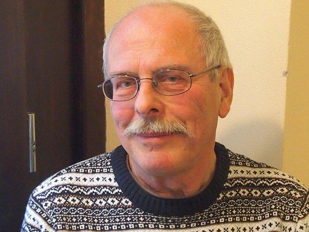 Akademický sochař a orlojář Petr Skála ze Sadské
