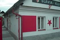 Slávistická klubovna v Rožďalovicích, kterou si budou moci přítomní prohlédnout