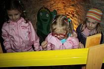 Pod nymburskou radnicí straší strašidla!