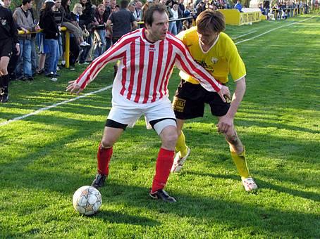 Fotbalisté Litole prohráli na domácím hřišti 0:2.