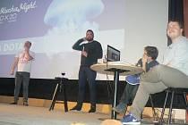 Pátá prezentace Pecha Kucha se konala v nymburském kině Sokol.
