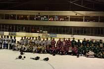MĚLI NAPILNO. Mladí hokejisté Stadionu Nymburk sehráli hned několik turnajů. A byli dost úspěšní