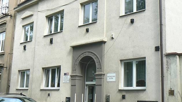 K-centrum v Nymburce na Velkých Valech