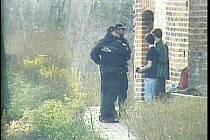 Strážníci dali dýchnout mladíkům u hradeb