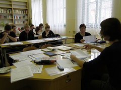 Výukový program o samizdatu nabídne knihovna středním školám na Nymbursku.