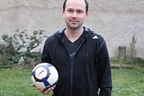 RADOMIL NOLL, předseda Okresního fotbalového svazu v Nymburce