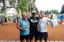 O víkendu se na Rémě hrál vzpomínkový nohejbalový turnaj.