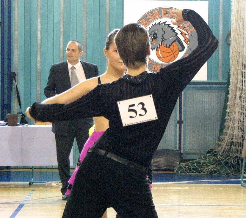 V Nymburce se konal 9. ročník taneční soutěže Nymburská pečeť