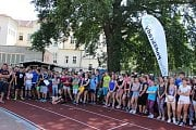 Základní školy soupeřily v orientačním běhu.