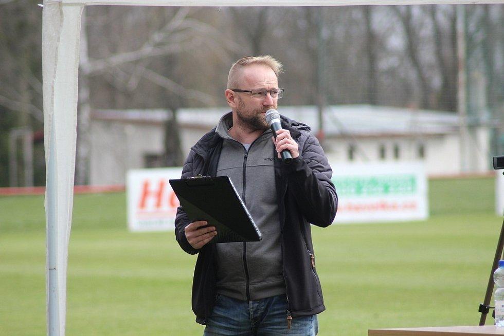 Na stadionu Městce Králové se konala volební valná hromada OFS Nymburk