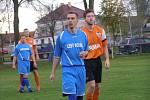 Z okresního fotbalového derby I.B třídy Sokoleč - Libice n. C. (3:0)