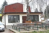 Restaurace Řehačka je centrem všeho společenského dění v osadě.