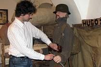 Ve Vlastivědném muzeu otevřeli novou výstavu Dragouni v Nymburce