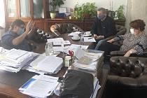 Poradní tým pro ekonomická opatření na zmírnění dopadů koronavirové krize.