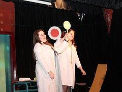 Nymburská plácačka je divadelní soutěž, ve které se utkávají skautské oddíly z různých měst.
