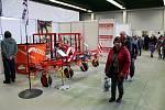 Z loňské výstavy Zemědělec v Lysé.