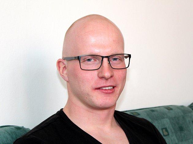 Bobista Jan Šindelář.