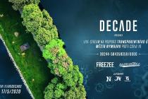 Koncert projektu DECADE v Nymburce.