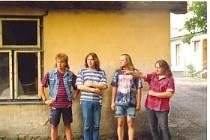 Metalová skupina Jodonal z kraje 90. let
