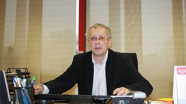 Starosta Milovic za ANO 2011 Milan Pour.