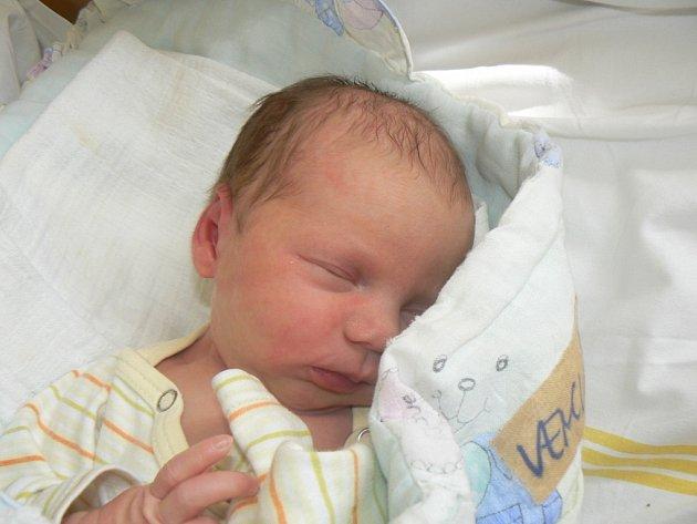 ELIŠKA JE Z MLADOBOLESLAVSKA. Eliška Venclíčková se narodila v nymburské porodnici 20. srpna 2013 v 8.47 hodin. Vážila 3 120 g a měřila 48 cm. Doma je s rodiči Michaelou a Zbyškem a bratry Tomáškem a Martínkem ve Velkých Všelisech na Mladoboleslavsku.