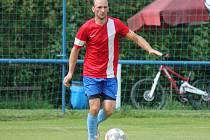 Fotbalista Jiří Kohoutek