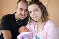 NELA BYLA DOPŘEDU PROZRAZENÁ. Nela Pampelová se narodila v nymburské porodnici 6. října 2014 ve 22.12 hodin. Po narození vážila 3 290 g a měřila 47 cm. Rodiče Michala a Ladislav ze Všechlap si nechali dopředu prozradit, že se jim narodí holčička.