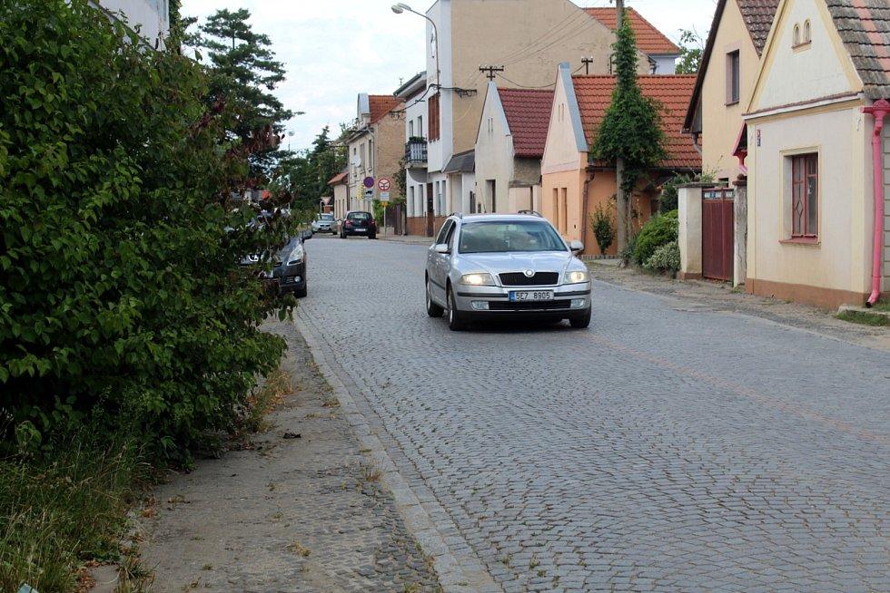 Litolskou ulici Mírová čeká zásadní rekonstrukce.