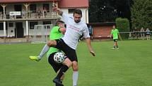Sokoleč znemožnila dalšího soupeře, osm gólů dala Divišovu
