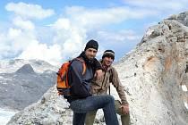 Výstup na Hoher Gjaidstein