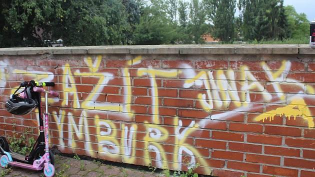 Prostor za Eliškou ožil během akce Zažít Nymburk jinak.