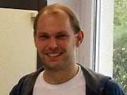 Pavel Kotyza, řečený Belmondo, vedoucí skautského střediska Krahujec