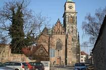 Kostel sv. Jiljí v Nymburce