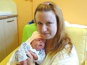 ELIŠKA RYCHLÁ se narodila 13. března 2018 v 11.25 hodin s délkou 51 cm a váhou 3 460 g. Z holčičky se radují rodiče Jakub a Kristýna z Milovic a sourozenci Natálka (8), Linda (2) a Krištůfek (1).