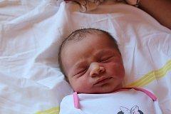 NYMBURAČKA ELINKA. ELIŠKA ČECHOVÁ se vypravila a svět 30. května 2017 v 19.32 hodin. Zvolila si k tomu váhu 3 710 g a míru 53 cm. Je zatím prvním miminkem rodičů Ivety a Jiřího.
