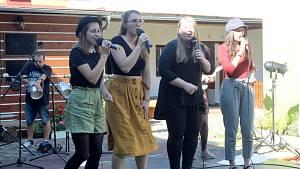 První ročník nymburského festivalu Múzy na valech se vydařil.
