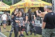 Rock of Sadská přilákal davy fanoušků