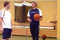 Špotáková trénuje na Tyršáku v Nymburce