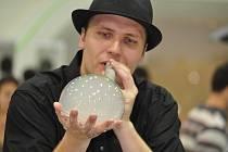 Bublinář Matěj Kodeš