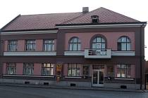 Obecní úřad v Libici.