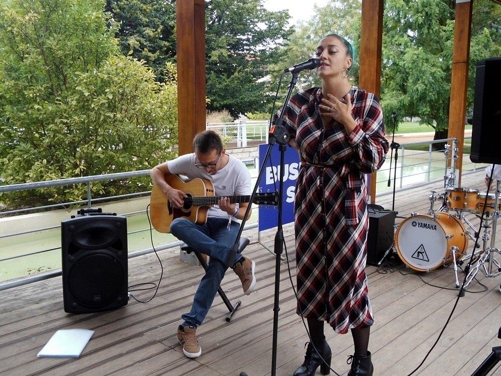 Z hudebního festivalu Soundtrack Poděbrady