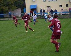 Souboj nováčků vyhrála jednoznačně Jíkev, poděbradskou Bohemii porazila 6:0.