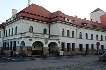 Budova soudu byla dostavěna před 100 lety.