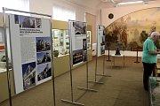 Výstava je otevřena denně mimo pondělí od 9 do 17 hodin.